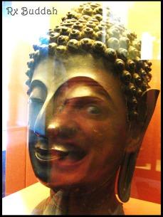 Bouddha d'Inde réincarné
